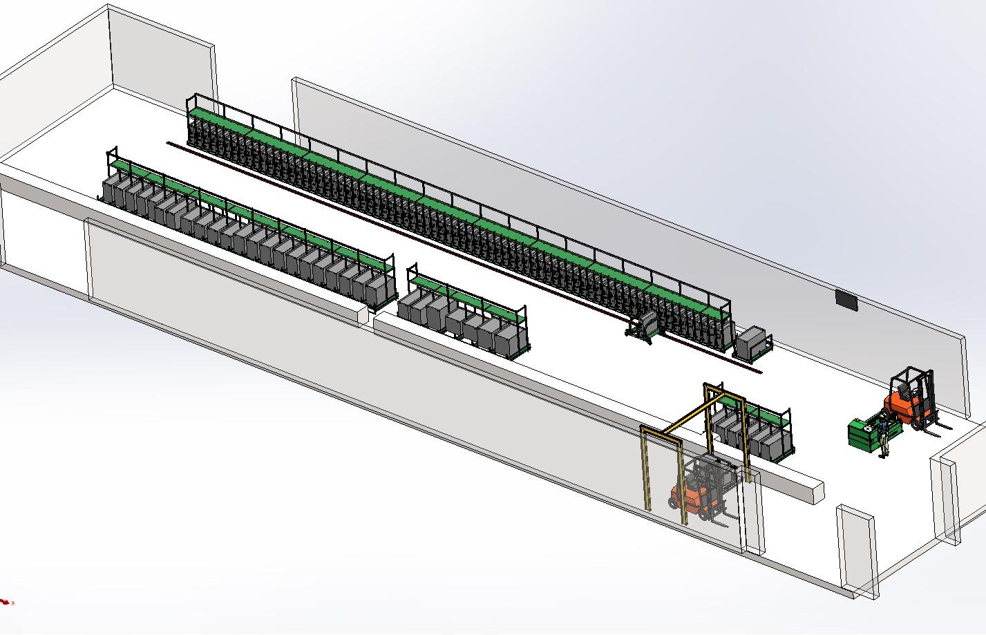 Akkumulátor töltőállomás tervezése